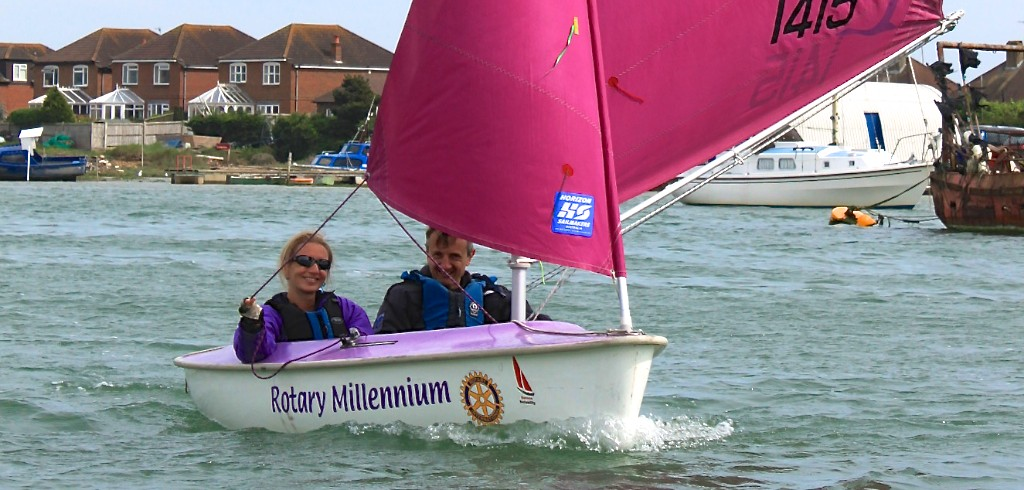 Sailability Access Dinghy